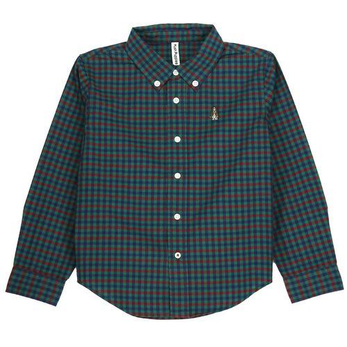 Camisa Cuadri