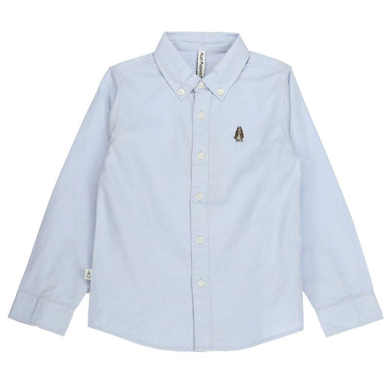 Camisa-Oxford