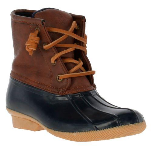 Bota Niño Sp-Saltwater Boot - Sperry