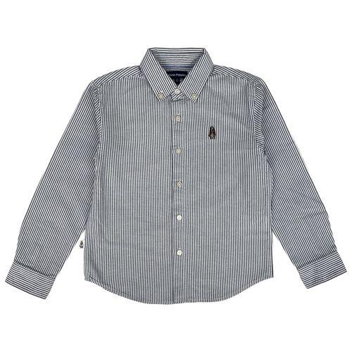 Camisa Algodón Líneas