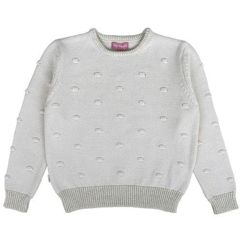 Sweater Algodón Pompom