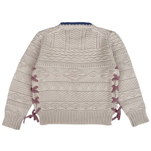 Sweater Algodón Navy