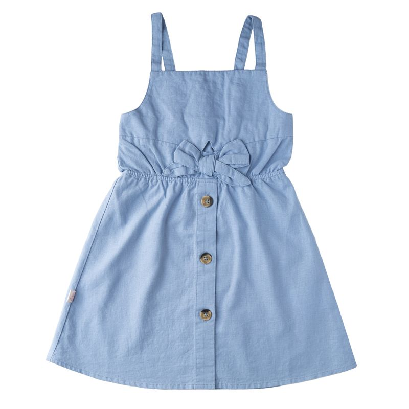 Vestido-Lino-Bow
