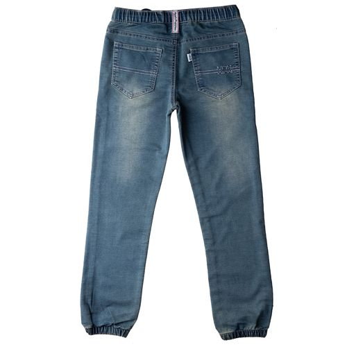 Jeans Algodón Elástico