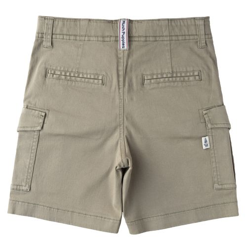 Short Algodón Cargo