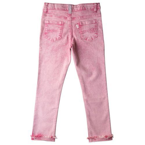 Jeans Algodón Cream