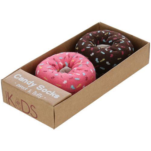 Calcetín C Candy Donut