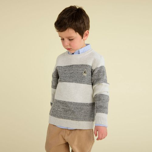 Sweater Algodón Madera